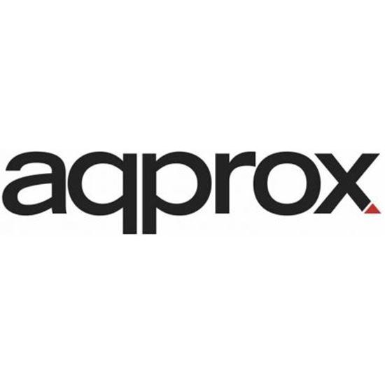 """SOPORTE TECHO FIJO INCLINABLE APPROX APPSTT01 PARA TV 17-42""""/43-106CM - MÁX"""