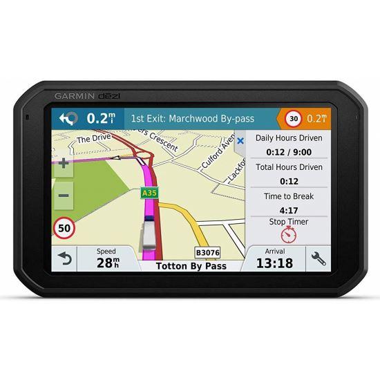 GPS GARMIN DELZ-780 LMT-D 7 010-01855-10 WIFI