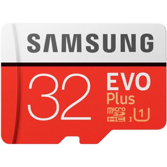 TARJ. MEM. SAMSUNG MICRO SD32GB MB-MC32GA/EU