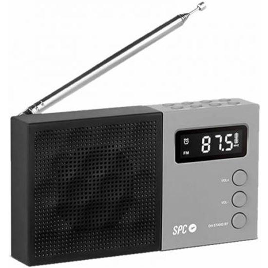 TRANS. SPC JETTY RADIO 4577N NEGRO GRIS