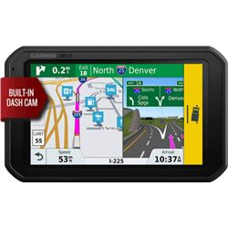 GPS GARMIN DELZ-785 LMT-D 7 010-01856-10 CAMARA