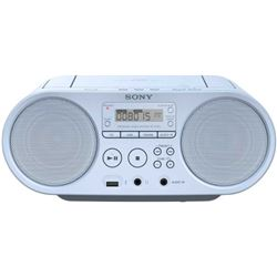 RAD/CD SONY ZSPS50L.CED AZUL USB