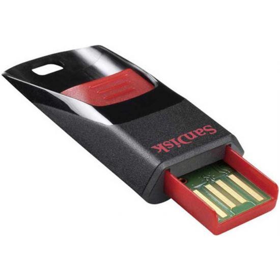 MEMORIA USB SANDISK CRUZER EDGE 2.0 64GB 217458