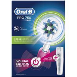 Cepillo dental pro750 cross action pink