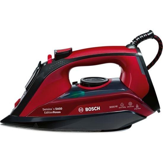 Plancha ropa Bosch Pae TDA503001P, 3000w, vapor 4