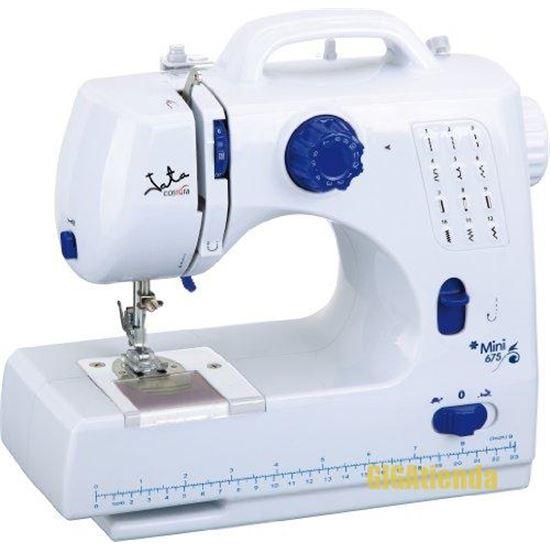 Maquina de coser MMC675N JATA, mini