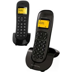 TELEFONO ALCATEL C250 BLACK DUO M LIBRES