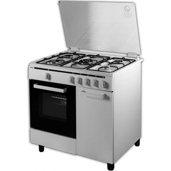 Coci. telefunken 14tlk9050w 5f blanca wok 200030