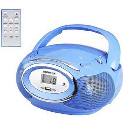 RADIO CD BRIGMTON W410A DIGITAL MP3/USB MANDO DIST