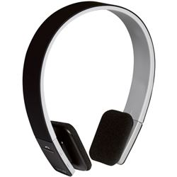 Auriculares denver bth-204 black bluetooth 220680