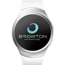 SMARTWATCH BRIGMTON BWATCH-BT5 NANOSIM BALNCO