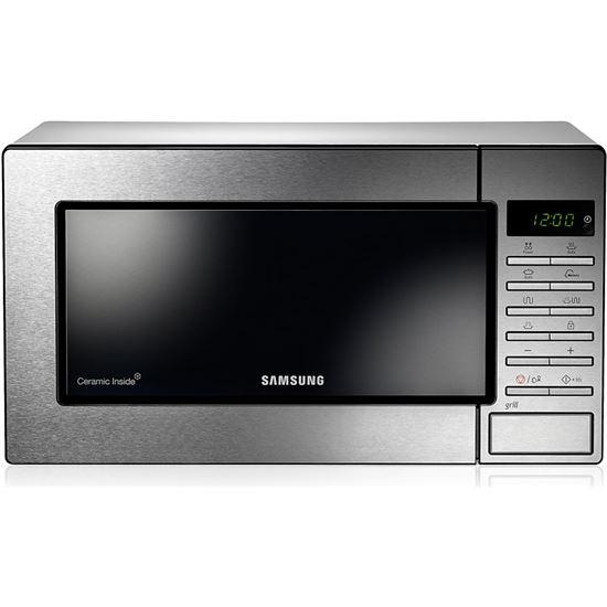 Microondas Samsung GE87MX, 23L, 800W/1100W,  Inte