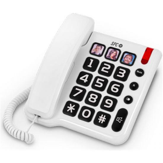 Telefono telecom 3294b sobremesa memorias foto