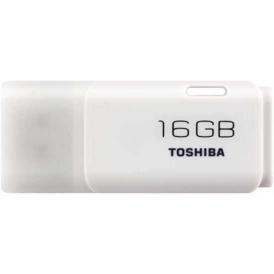MEMORIA USB TOSHIBA HAYABUSA 16 GB AZUL U202