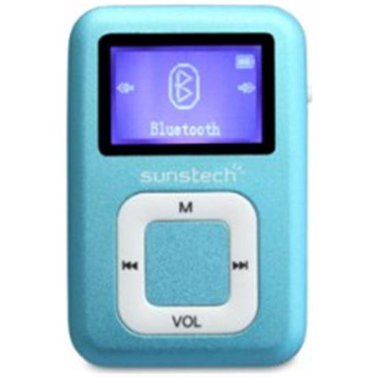 "REPRODUCTOR SUNSTECH DEDALOBT4GBBL MP3 BT 1.0"" GB/FM BLACK"
