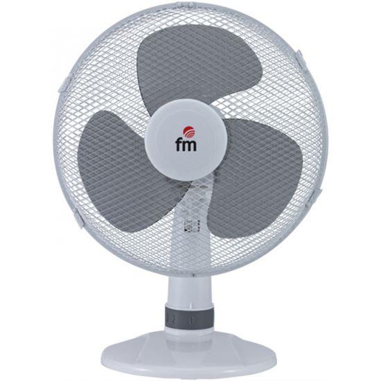 Ventilador fm s-130 30cm sobremesa