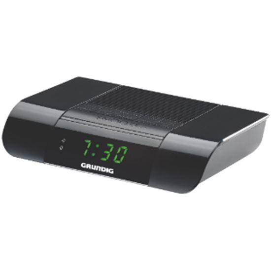Radio reloj despertador Grundig GKR3130, 1 Alarma por radio o señal sonora
