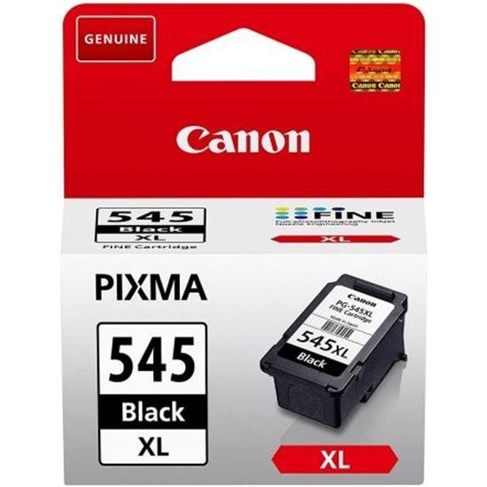 CARTUCHO DE TINTA NEGRO CANON PG-545 XL 15ML COMPATIBLE CON PIXMA MG2450/MG