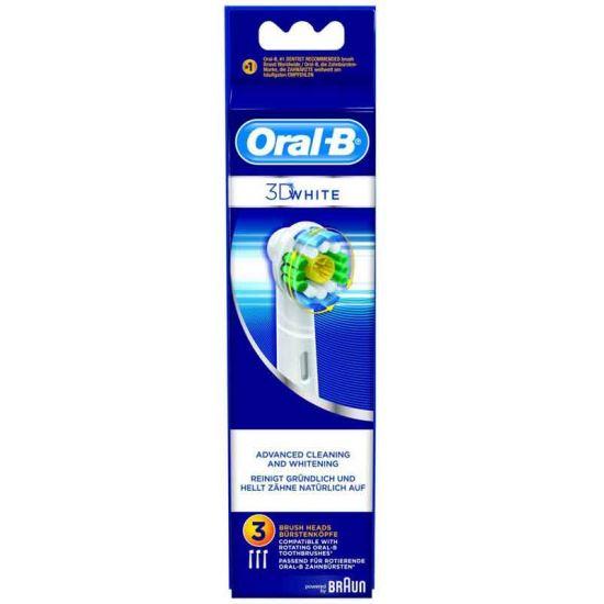 Recambio cepillo dental Braun EB183PROBRIGHT, eli
