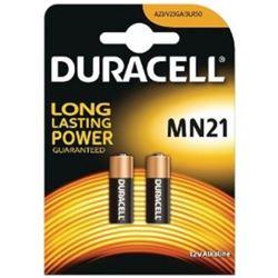 Pila Duracell MN21, alcalina, 12v, 55mAh, 2und, p