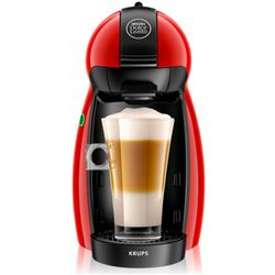 CAFETERA KRUPS KP1006 PICCOLO DOCLE GUSTO ROJA 073369