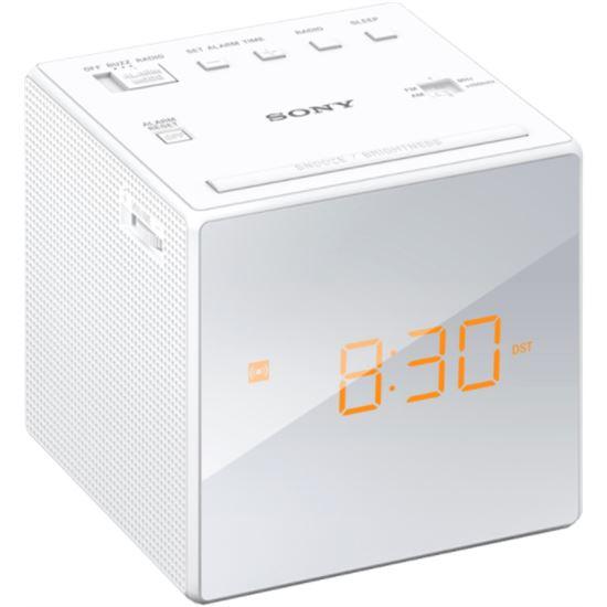 Radio reloj despertador Sony ICFC1WCED,