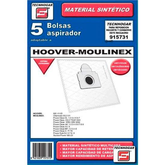 BOLSA ASPI.TECHNHOGAR 220137 HOOVER-MOULINEX 915731