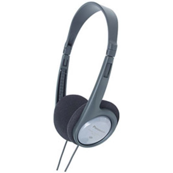 Auriculares Panasonic RPHT090EH. Cable 5m.
