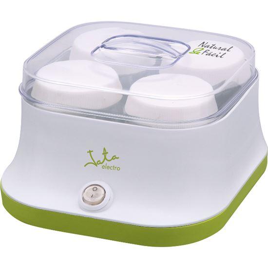 Yogurtera Jata YG523, 150ml, 4vasos, recetas incls