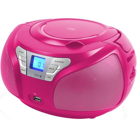 RADIO CD GRUNKEL RCD15GS ROSA GRCD15GS