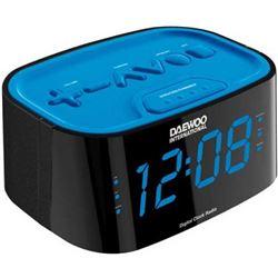 Radio reloj despertador Daewoo DCR45A, Sintonizaci