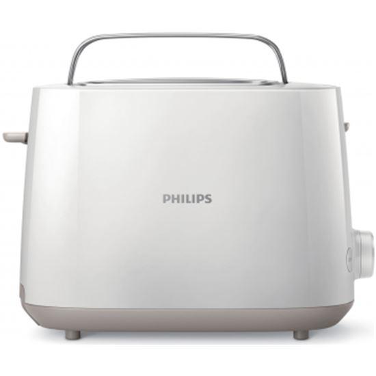 TOST. PHILIPS HD2581 2R MINI BLANCO 830W