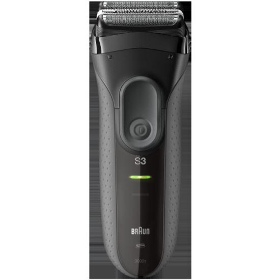 Máquina de afeitar  afeitar braun 3000 serie 3 ed. especial