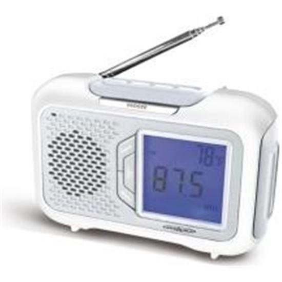 RADIO IRRADIO RS61D AM/FM/20 PRES/BATT/