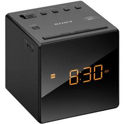 Radio reloj despertador Sony ICFC1BCED,